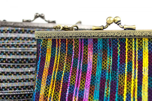 This 8wt thread looks stunning when couched, and is a great way to add a raised texture that stands out from the fabric.