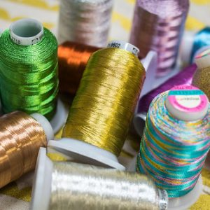 Spotlite™ - 40wt Rayon-Core Metallic Thread