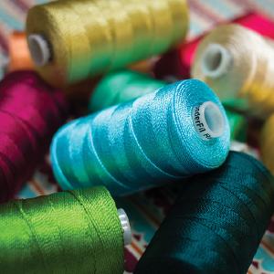 Razzle™ - 6ply Rayon Thread