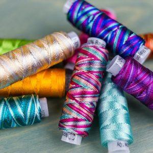 Sue Spargo Razzle™ - Rayon Thread