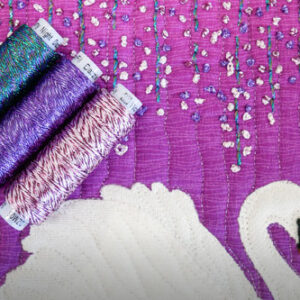 Starry Night Dazzle™ - Rayon with Metallic Thread